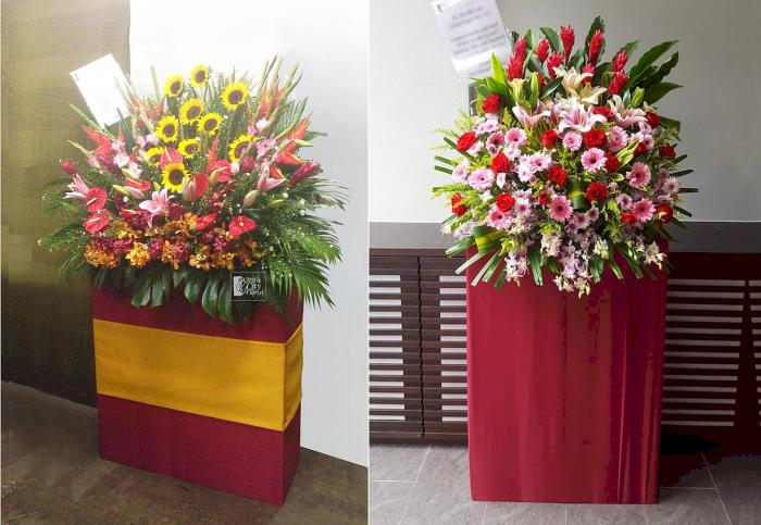 Tips in Choosing a Congratulatory Flower Stand in Singapore